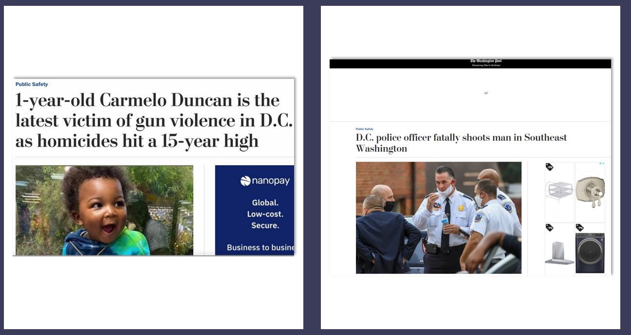 Washington Post Word Choice Manipulates Readers