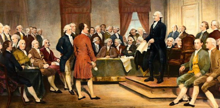 Would the Founders Have Been Upset About the January 2020 DC Events?